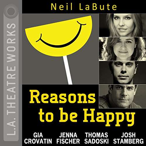 Reasons to Be Happy audiobook cover art