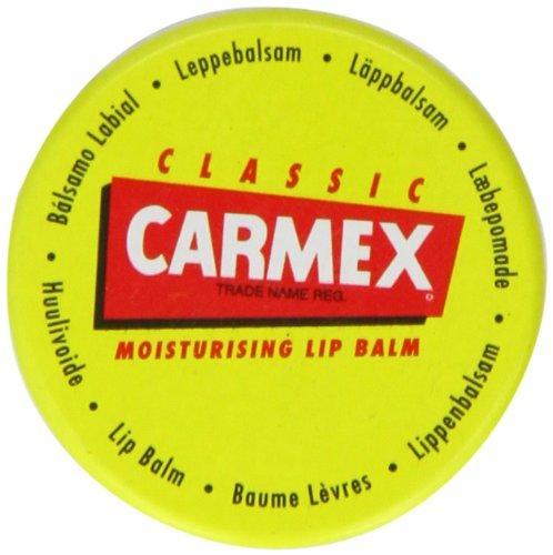 Carmex, Balsamo Per Labbra in Vasetto, 7,5g