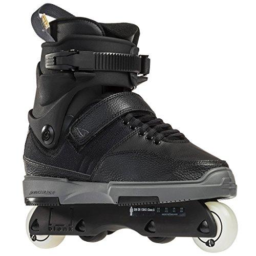 Rollerblade RB NJ5 Street Skate, Black Stealth, 8