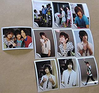 山田涼介 HeySayJUMP 20107 ショップ写真 10枚