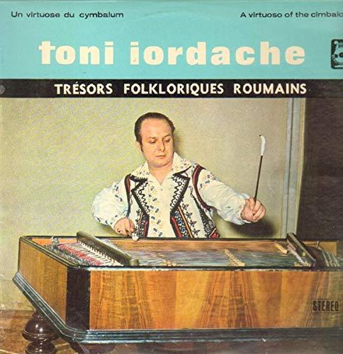 trésors folkloriques roumains (33 tours)