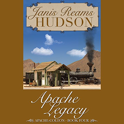 Apache Legacy audiobook cover art
