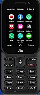 New Jio Phone 3 Security Deposite (Black)