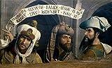 Three Prophets School of Provence Circa 1450 France Paris