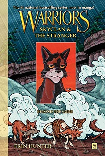Warriors Manga: SkyClan and the Stranger #2: Beyond the Code