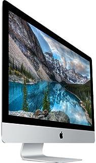 Apple iMac MK482LL / A Pantalla Retina 5K de 27 Pulgadas (Intel Quad-Core i5 3.3GHz, 8GB RAM, 2TB Fusion Drive, Mac OS X),...