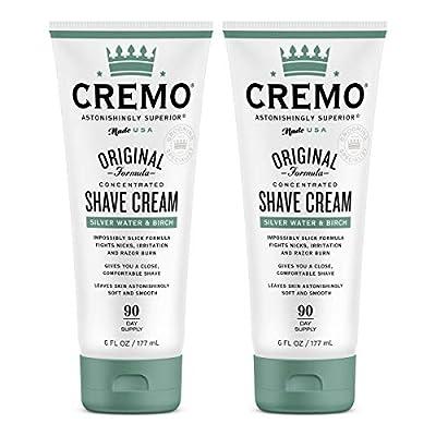 Cremo Barber Grade Silver