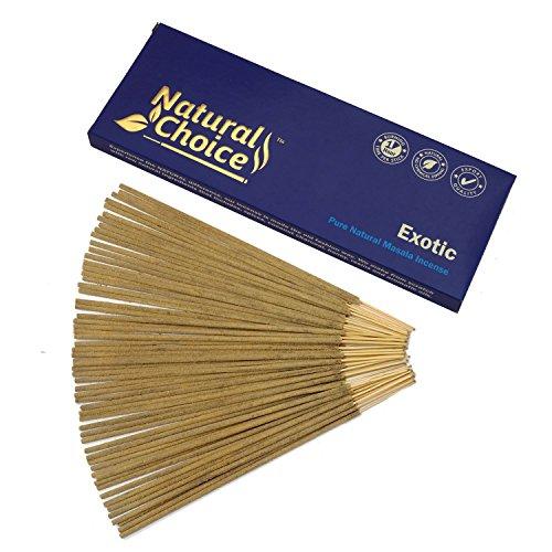 Natural Choice All Natural Traditional Wood Incense Sticks – Exotic