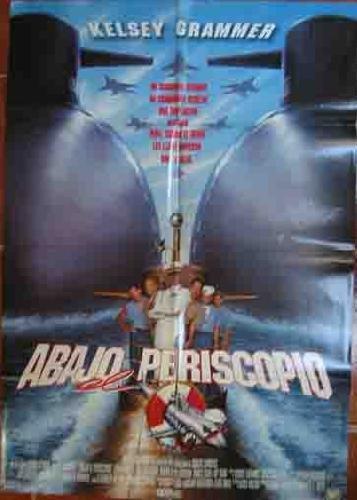 Poster - Cartel : ABAJO EL PERISCOPIO