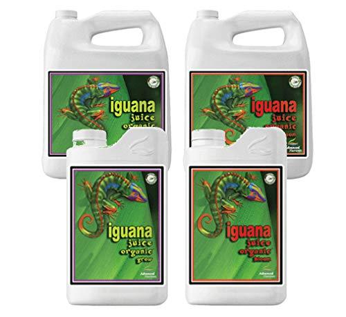 Iguana Juice Bloom & Grow 1L - Advanced Nutrients
