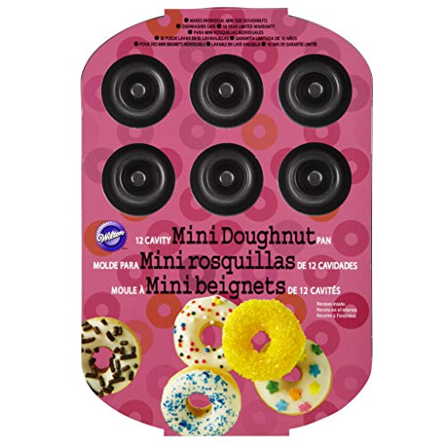 Wilton Mini-Donut-Backform, 12 Vertiefungen