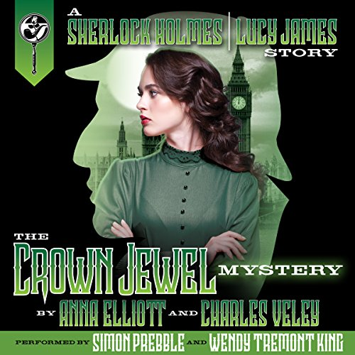 The Crown Jewel Mystery cover art