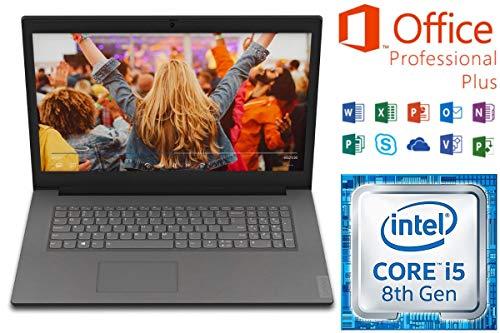 Notebook IdeaPad V340-17IWL - Intel Core i5 - 256GB SSD - 16GB DDR4-RAM - CD/DVD Brenner - Windows 10 Pro + MS Office 2016 Pro - 44cm (17.3