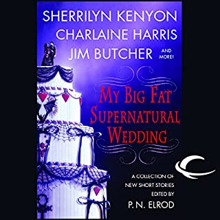 My Big Fat Supernatural Wedding cover art