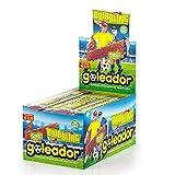 Goleador Dribbling Caramelle Gommose Frizzanti Gusto Cola, Senza Gelatina Animale, Box da ...