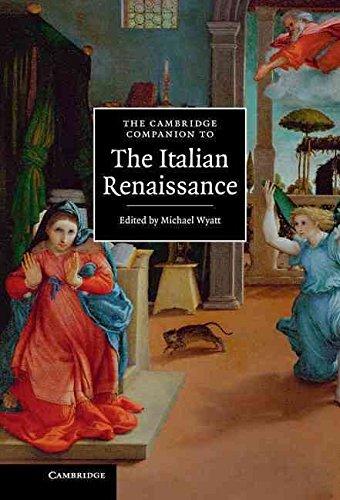 By Cambridge University Press The Cambridge Companion to the Italian Renaissance (Cambridge Companions to Culture) Hardcover - June 2014
