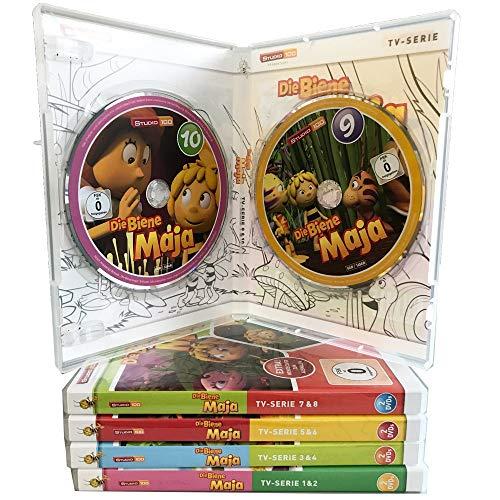 Die Biene Maja - Mega-Box (10 DVDs)