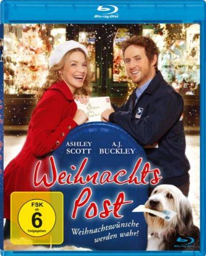 Weihnachtspost [Blu-ray]