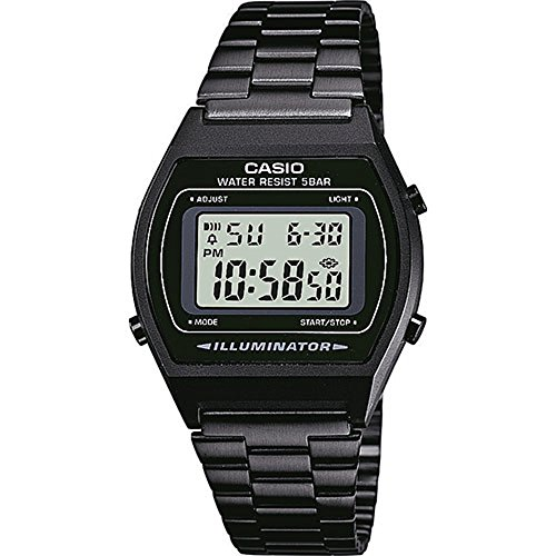 Casio Collection Unisex Retro Armbanduhr B640WB-1AEF