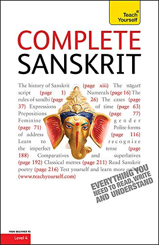 Compare Textbook Prices for Complete Sanskrit Beginner to Intermediate Course: Learn to read, write, speak and understand a new language Teach Yourself 1 Edition ISBN 9781444106107 by Coulson, Michael