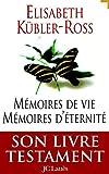 Mémoires de vie, mémoires d'éternité - Jean-Claude Lattès - 14/01/1998