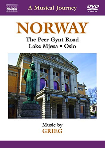A Musical Journey: Norway - The Peer Gynt Road, Lake Mjøsa, Oslo