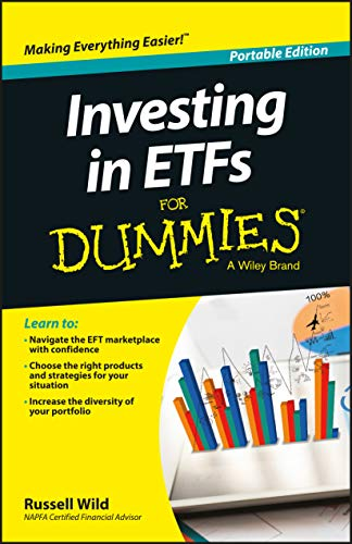 Investing In ETFs FD: Portable Edition (For Dummies (Business & Personal Finance))