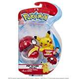 Pokémon 95081 Pokemon Pop Action Poke Ball-Pikachu, Multicolor
