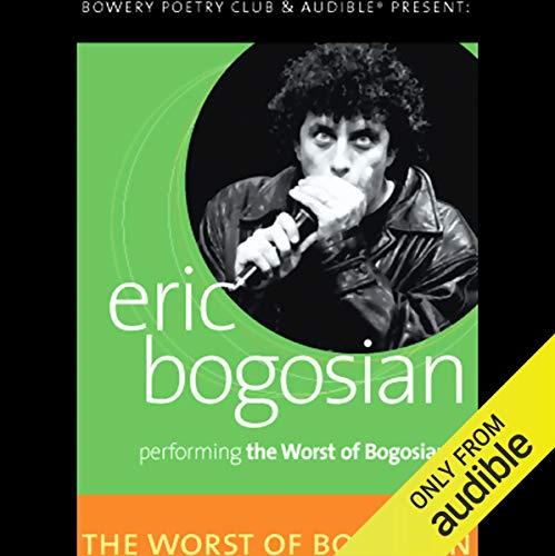 The Worst of Bogosian, Volume One cover art