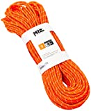 PETZL - Push 9 mm, Rope Designed for Independent Caving and Canyoning, Orange, 40 m