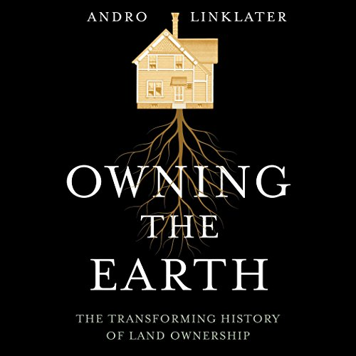Owning the Earth audiobook cover art