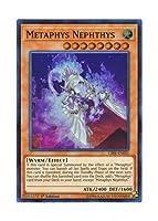 遊戯王 英語版 CIBR-EN025 Metaphys Nephthys メタファイズ・ネフティス (スーパーレア) 1st Edition