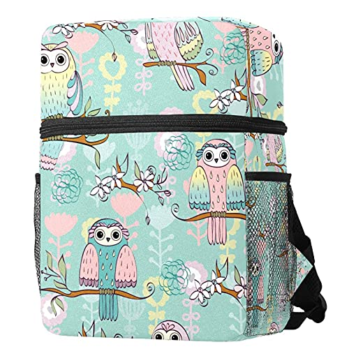 LORVIES Kids Backpack Camuflaje azul marino Cerulean Grey Masking Camo Pattern Lightweight Preschool Rucksack for Little Boys and Girls with Water Bottle Pockets Multicolor 06 Small