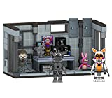 Five Nights at Freddy's Sister Location Series 3 Private Room Construction Set with Lolbit and Jumpscare Freddy Figures