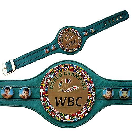 WBC WBA WBO IBF IBO Championships Boxing Belt Mini Champion Ship Belts (WBC)