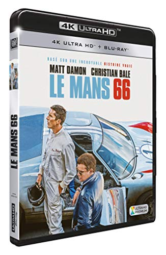 Le Mans 66 [4K Ultra HD + Blu-Ray]