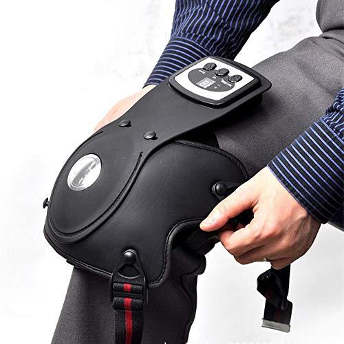 Ddl Wrap Elettrico Knee Pad Massaggiatore infrarossi Riscaldamento terapeutico con 3 Temperatura Regolabile per i Muscoli Joint Artrite Sports Injury Pain Relief,UKplug