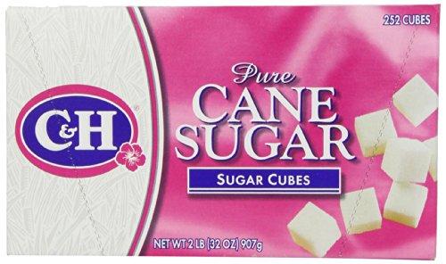 C&H Pure Cane, White Sugar Cube, 2 lb