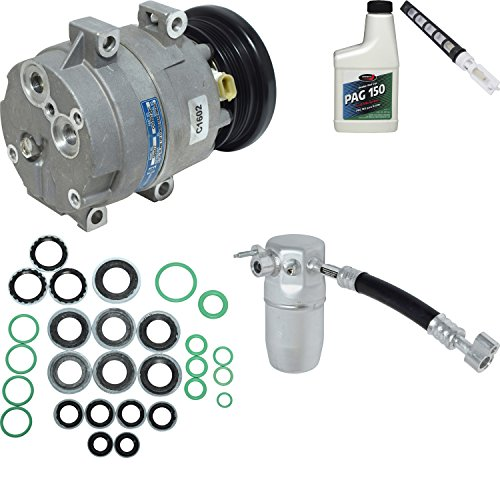 Universal Air Conditioner KT 3705 A/C Compressor/Component Kit