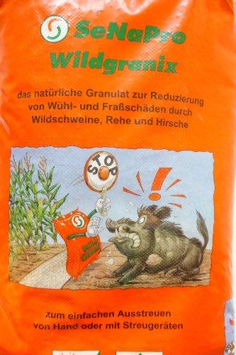 SeNaPro Wildgranix zur Wildabwehr/Granulat / 20kg Netto