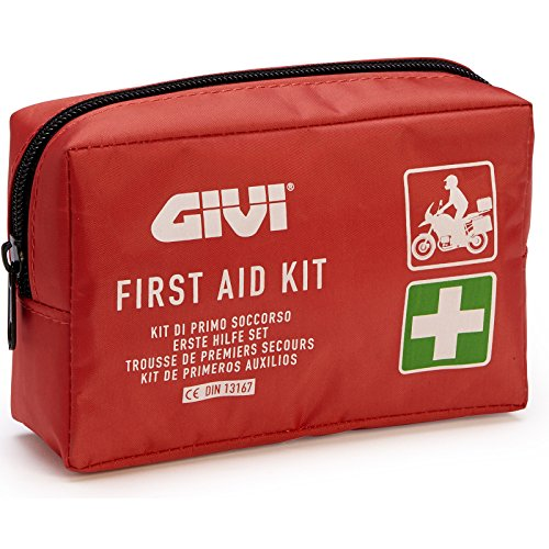 GIVI S301 First Aid Kit Pronto Soccorso Portatile