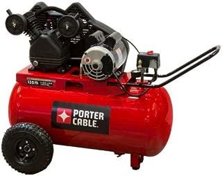 Porter Cable PXCMPC1682066 20-Gallon Single Stage Portable Air Compressor