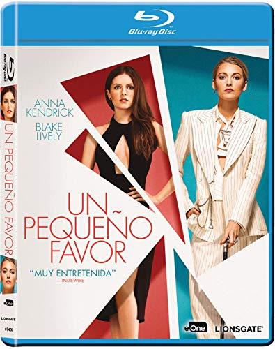 Un Pequeño Favor Blu-Ray [Blu-ray]