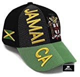 Ultra high quality 3-D Embroidered Baseball Cap includes 1-Year warranty with purchase. Structured design allows the hat to hold its shape well. One size fits all using the Velcro sizing adjustor. Made for men, women and teenagers. Emblems and letter...