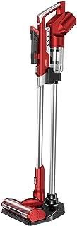AZMKOO コードレス掃除機 23000Pa コードレスクリーナー 自走式ヘッド サイクロン スティッククリーナー LEDライト付 着脫式バッテリー 大容量ダストカップ 壁掛け付属 超軽量 充電式 家庭用 車用 布団用 そうじき VR-693