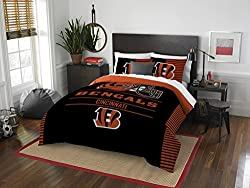 Cincinnati Bengals Bed Set