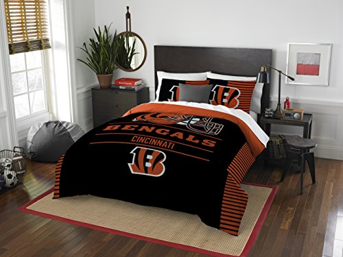 Cincinnati Bengals NFL Royal Plush Raschel Blanket (Big Burst Series) (60x80 )