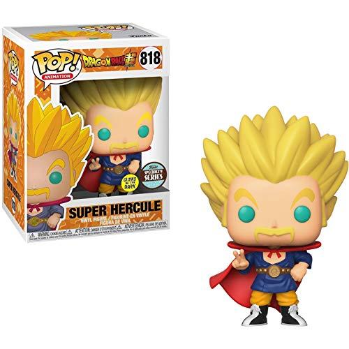 POP Funko Dragon Ball Super 818 - Super Saiyan Hercule Glow in The Dark