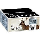 EPIC Venison Sea Salt & Pepper Bars, Keto...