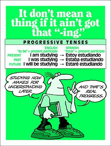 Great Features Of Progressive Tense